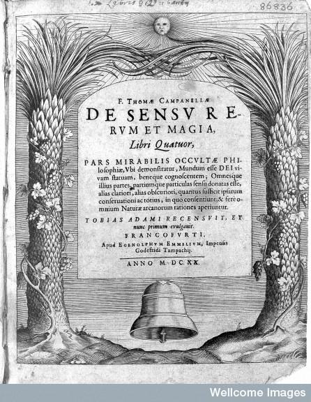 De Sensu Rerum et Magia Libri Quatuor