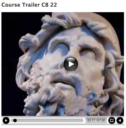 "Vídeo do curso ""The hero in ancient greek civilization"", Prof. Gregory Nagy, Harvard."